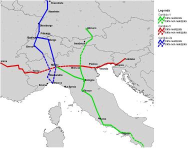 Geografia, infrastrutture e logistica per lo sviluppo economico locale: il caso di Alessandria