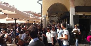 Se sotto i portici di Padova nascono nuove idee per la comunità di scienze regionali …