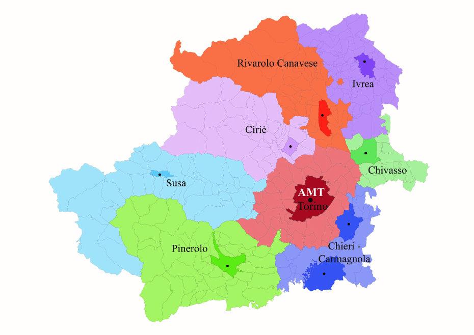 Riordino istituzionale e nuova pianificazione del territorio: il caso di Torino