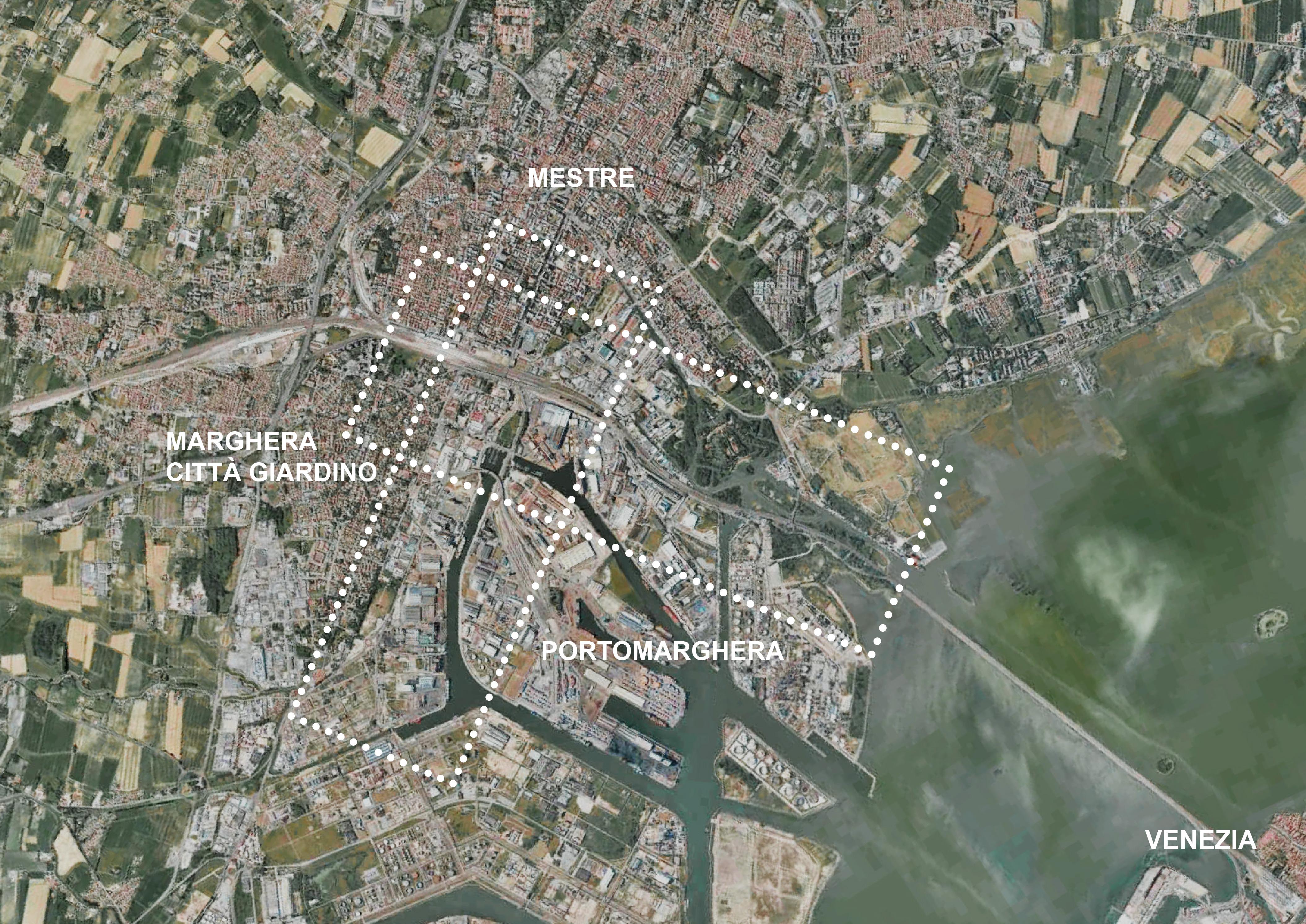 Rigenerazione urbana e innovazione in un territorio in transizione: il caso di Porto Marghera