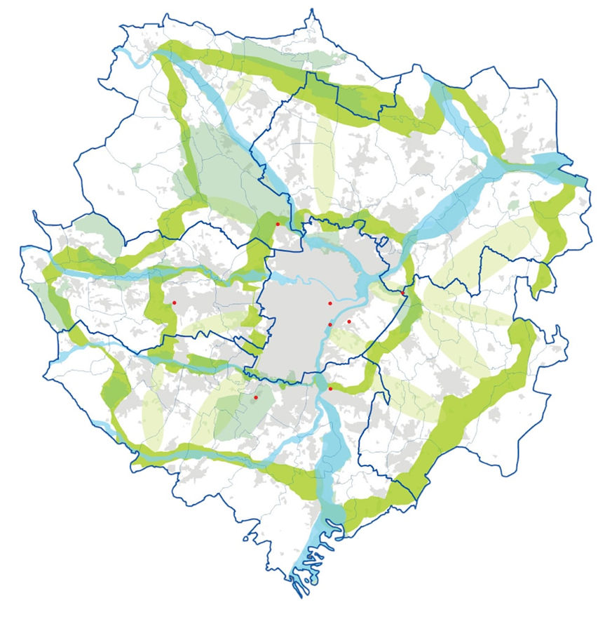 La sostenibilità come problema di governance territoriale. Il caso dell'infrastruttura verde periurbana