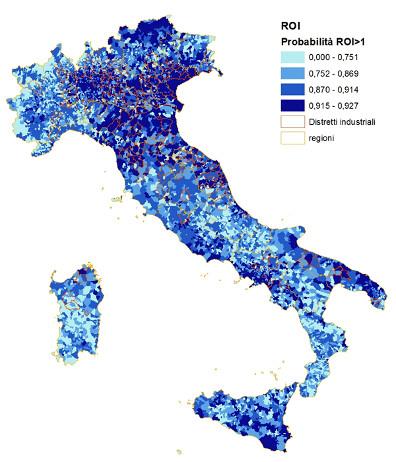 Indicatori socio-economici per la misurazione del benessere dei comuni