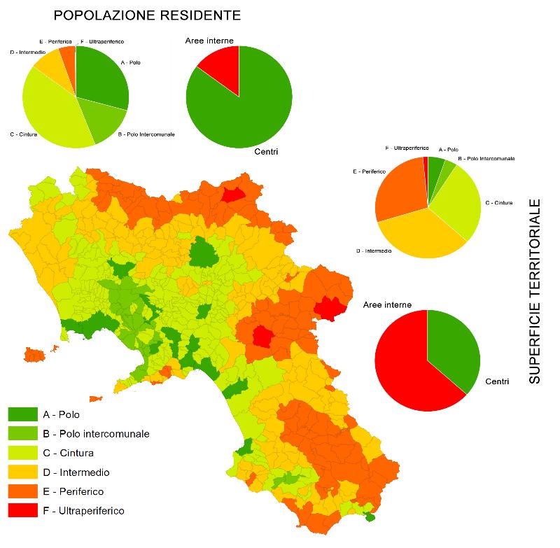 Identità locale e sistemi informativi nella pianificazione d'area vasta: il Matese campano