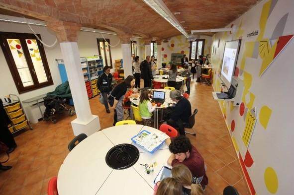 Fab Lab in Europa: diffusione, caratteristiche ed esternalità locali