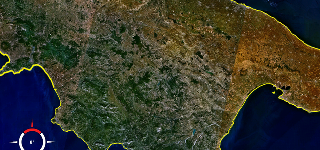 Conti dei flussi di materia: un'applicazione ad Abruzzo e Basilicata